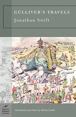 Gulliver's Travels. By Swift, Jonathan/ Seidel, Michael (INT)